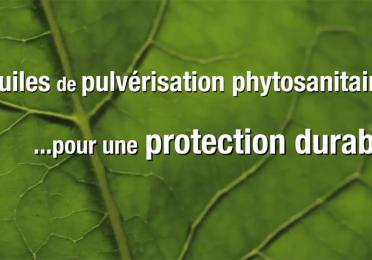 APPLICATIONS PHYTOSANITAIRES