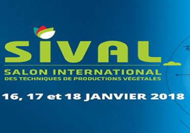 THE SIVAL INTERNATIONAL EXHIBITION 2018